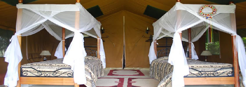 Flamingo Hill Tented Camp