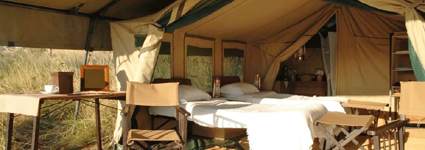 Mbalageti Tented Camp
